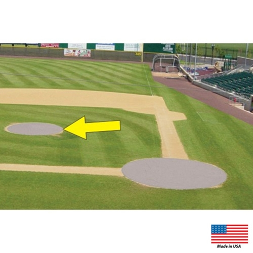 Pitchers Mound Weather Cover