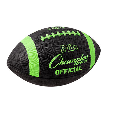 2lb Official Size Weighted Football Trainer