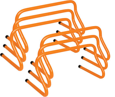 Weighted Training Hurdle Set of 6