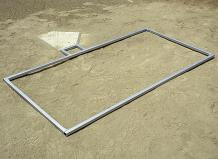 Batters Box Templates