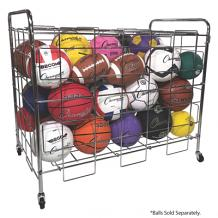 Portable Lockable Ball Locker