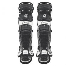 "Double Knee Leg Guards w/Wings 13"" Ages 9-2"
