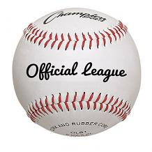 Official League Premium Leather Baseball