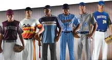 Sublimated Alleson Baseball Uniforms