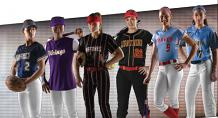 Sublimated Alleson Fastpitch Uniforms